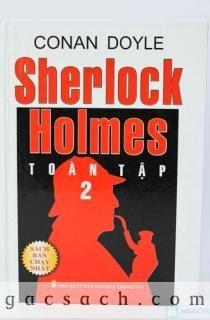 Sherlock Holmes Toàn Tập ( Tập 2 )