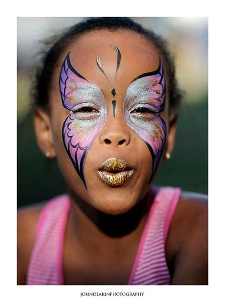 VERY CREATIVE FACE PAINTING IDEAS  FOR KIDS 3