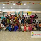 Independence Day Celebration of Grade 1 at Witty World, Chikoowadi (2017-18)