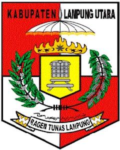 Lambang Kabupaten Lampung Utara. Kotabumi Lampung Utara