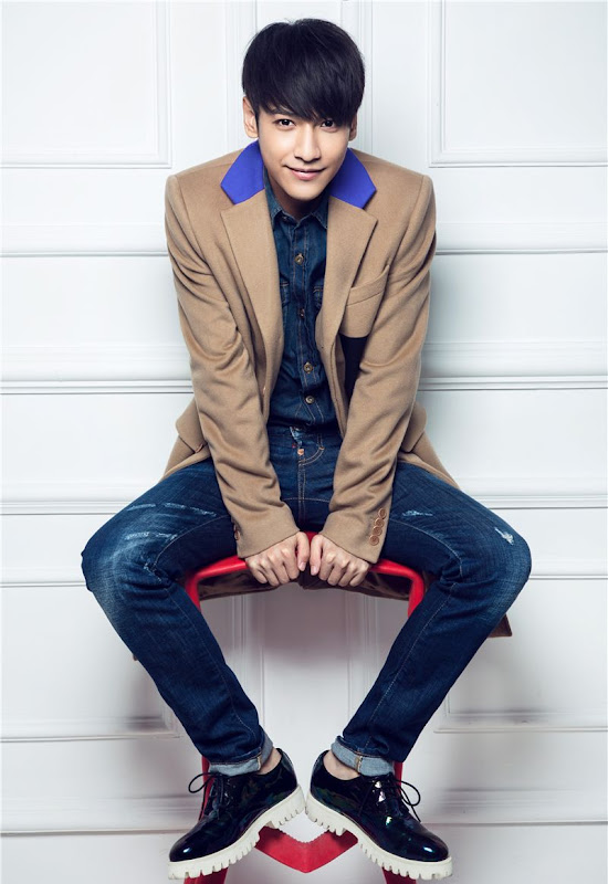 Leo Luo Yunxi China Actor