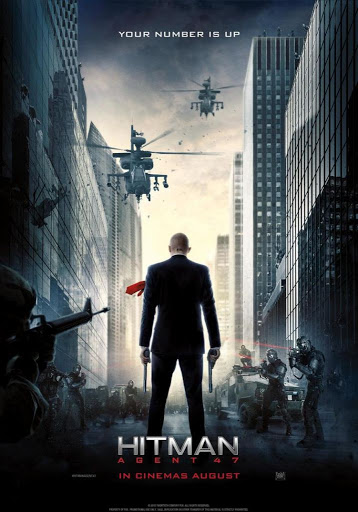Hitman: Πράκτορας Νο. 47 (Hitman: Agent 47) Poster