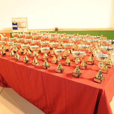 I Carrera Nocturna Piedrabuena 2011 -Trofeos