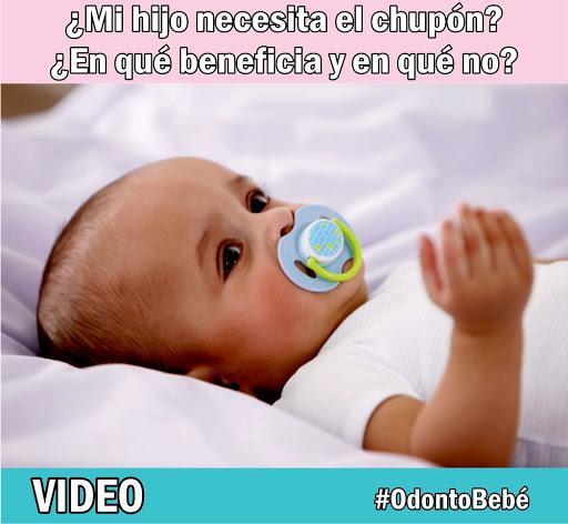 bebé-uso-chupón