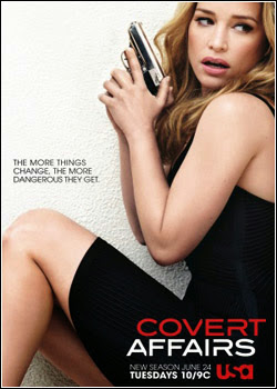Covert Affairs 5ª Temporada Episódio 05 HDTV  Legendado
