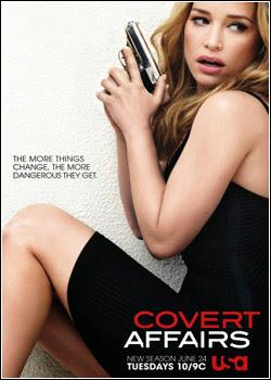 3 Covert Affairs 5ª Temporada Legendado RMVB + AVI