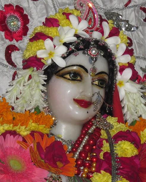ISKCON Vallabh vidhyanagar Deity Darshan 09 jan 2017 (7)