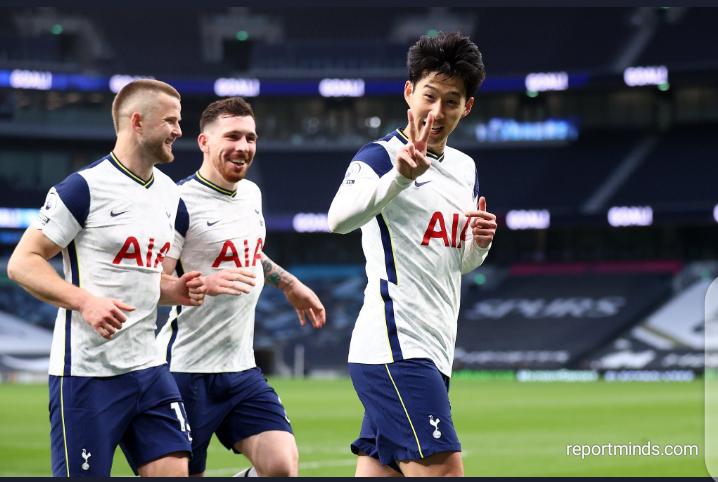 Premier League: Heung Mi Son penalty seals Tottenham 2-1 comeback against Southampton (Highlights) 2020-2021