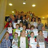 Siegerehrung Reinhardswaldcup 2012
