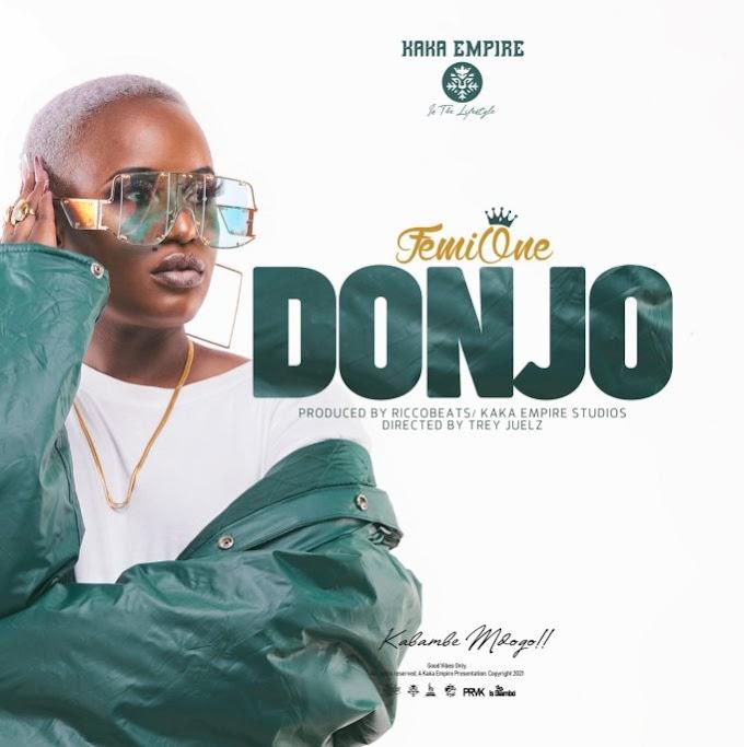 AUDIO : Femi One – Donjo | Download Mp3