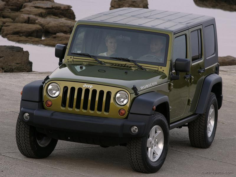 2007 jeep wrangler suv specifications pictures prices. Black Bedroom Furniture Sets. Home Design Ideas