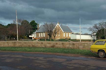 Former Ross Primary School