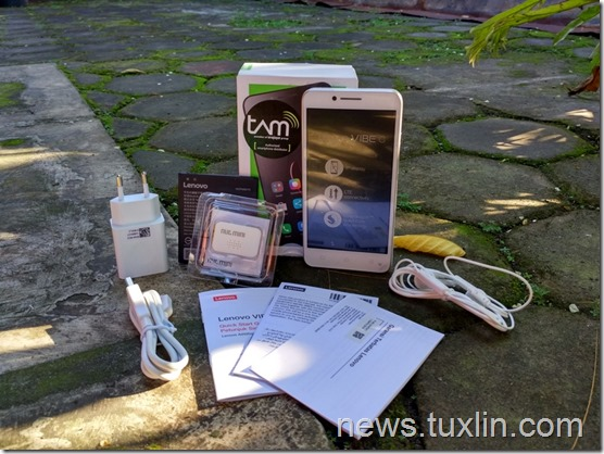 Paket Pembelian Lenovo Vibe C