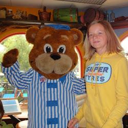Amelias birthday - 13 years