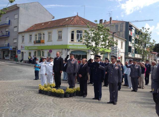 Fotos -  Inauguração da exposição de Atividades Militares Complementares - Lamego
