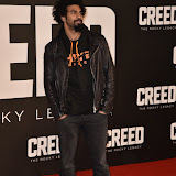 OIC - ENTSIMAGES.COM - David Haye at the  Creed - UK film premiere at the Empire Leicester Sq London 12th January 2016 Photo Mobis Photos/OIC 0203 174 1069