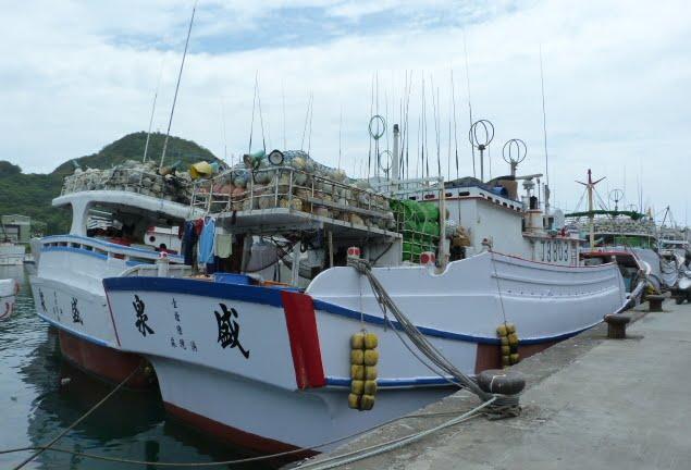 TAIWAN .Le port de SU AO - P1090068.JPG