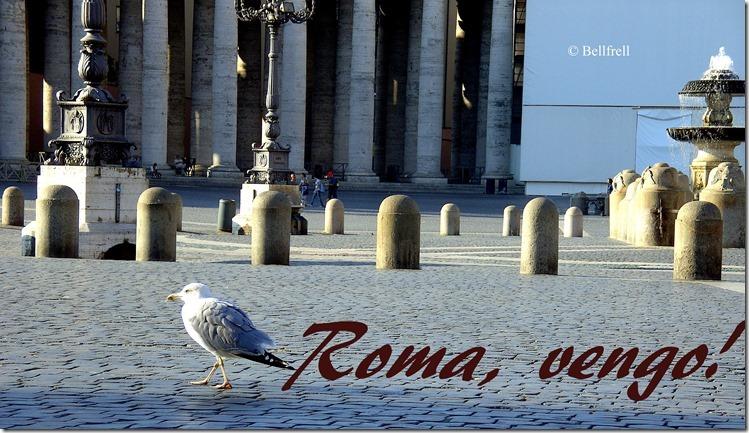 Roma vengo 2016