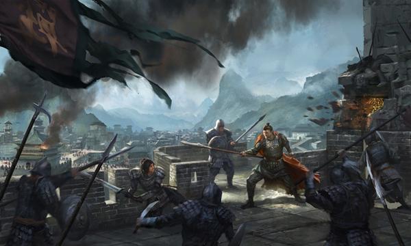 GameLandVN tặng giftcode Công Thành Xưng Đế 1