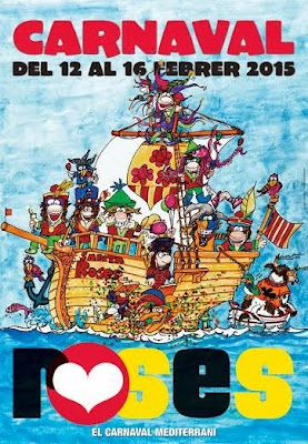 PROGRAMACIÓ CARNAVAL ROSES 2015