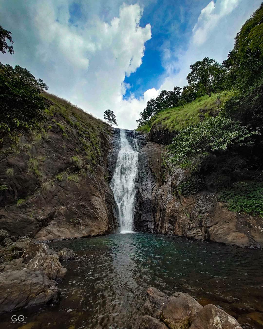 kattikkayam waterfalls