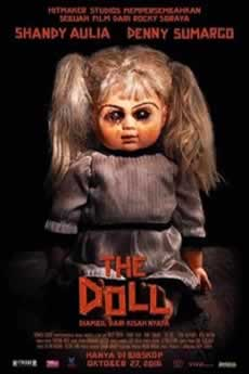 Capa The Doll (2018) Dublado Torrent