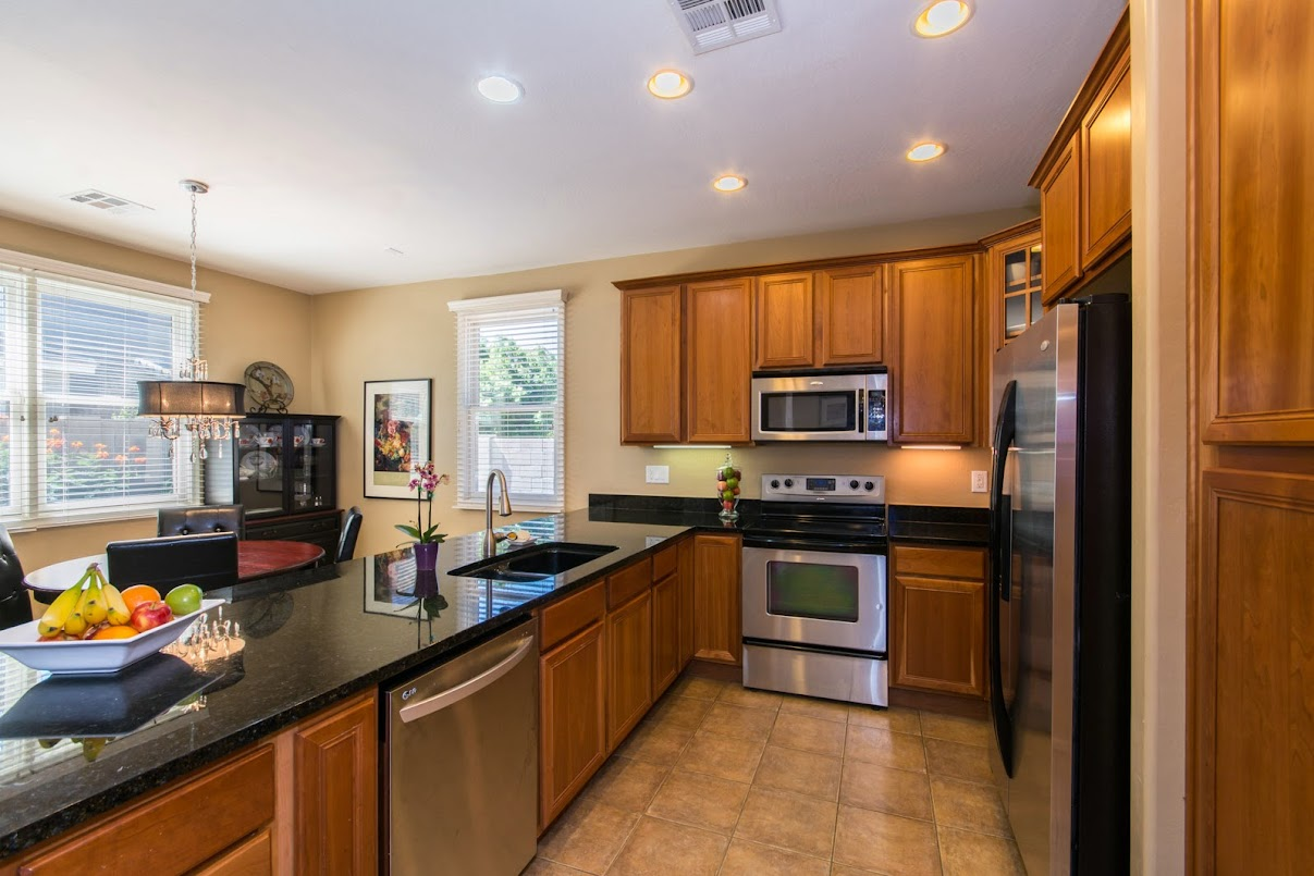 kitchen view for Phoenix Homes for Sale