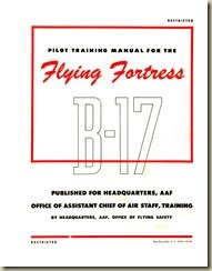 B-17 Pilot Training Manual_01