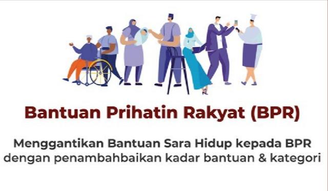 Senarai tarikh bayaran Bantuan Prihatin Rakyat (BPR) 2021