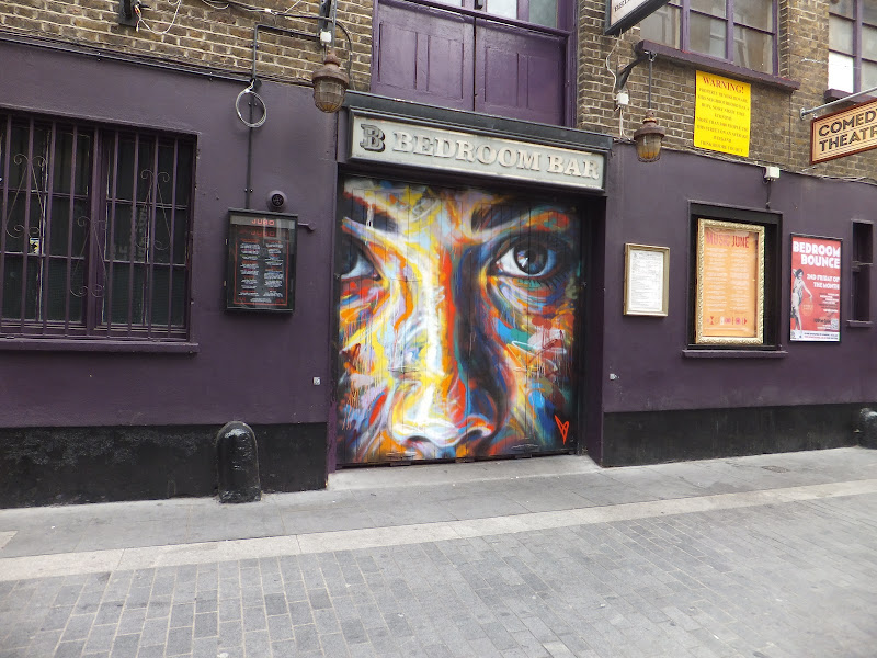 Arte callejero en Shoreditch, Londres, Elisa N, Blog de Viajes, Lifestyle, Travel