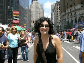 Photo: En pleno Manhattan.