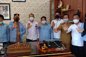 Kapolres Batubara Dukung Gerakan Kampung Bersih Organisasi GIAN