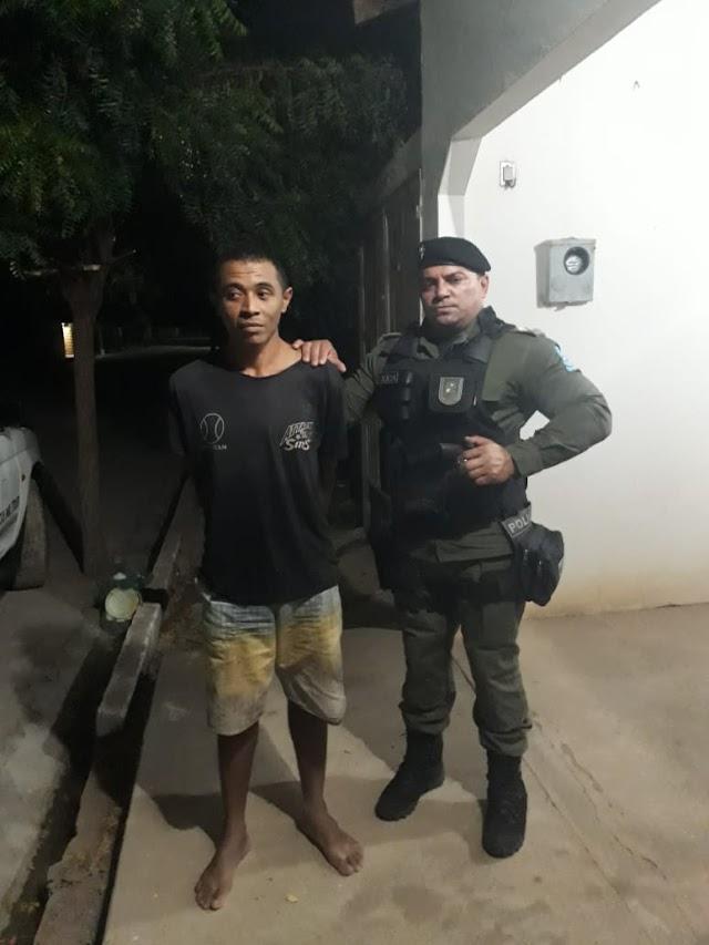 Acusado de assassinar mototáxi José Augusto é preso no Piauí