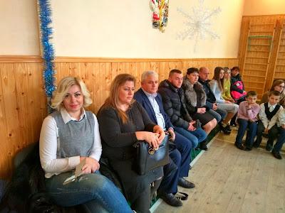 Гості свята: співробітники БДМУ Оксана Боднарюк, Лілія Рак, Олександр Рак та інші благодійники