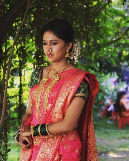Gautami Deshpande Wiki, Biography, Birtdate, Age, Boyfriend, Husband, Family, Sister, Parents, Education, Serial, Movies all details in Marathi.