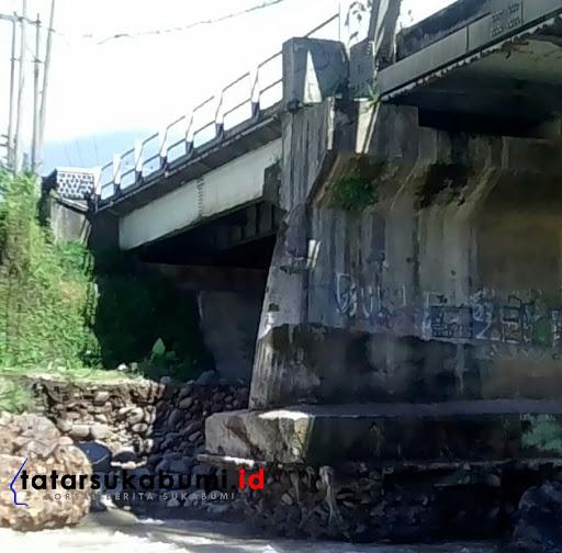 Jembatan Cimaja Palabuhanratu // Foto : Rudi Imelda