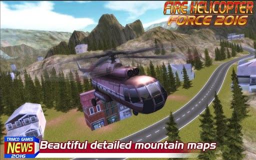 Fire Helicopter Force 2016 1.6 screenshots 7