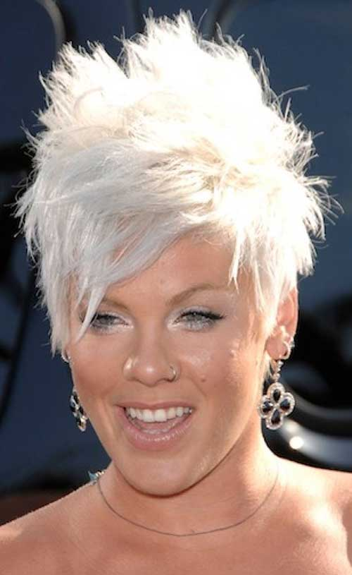 CRAZY SPIKY SHORT HAIRCUTS FOR LADIES &OLDER WOMEN 5