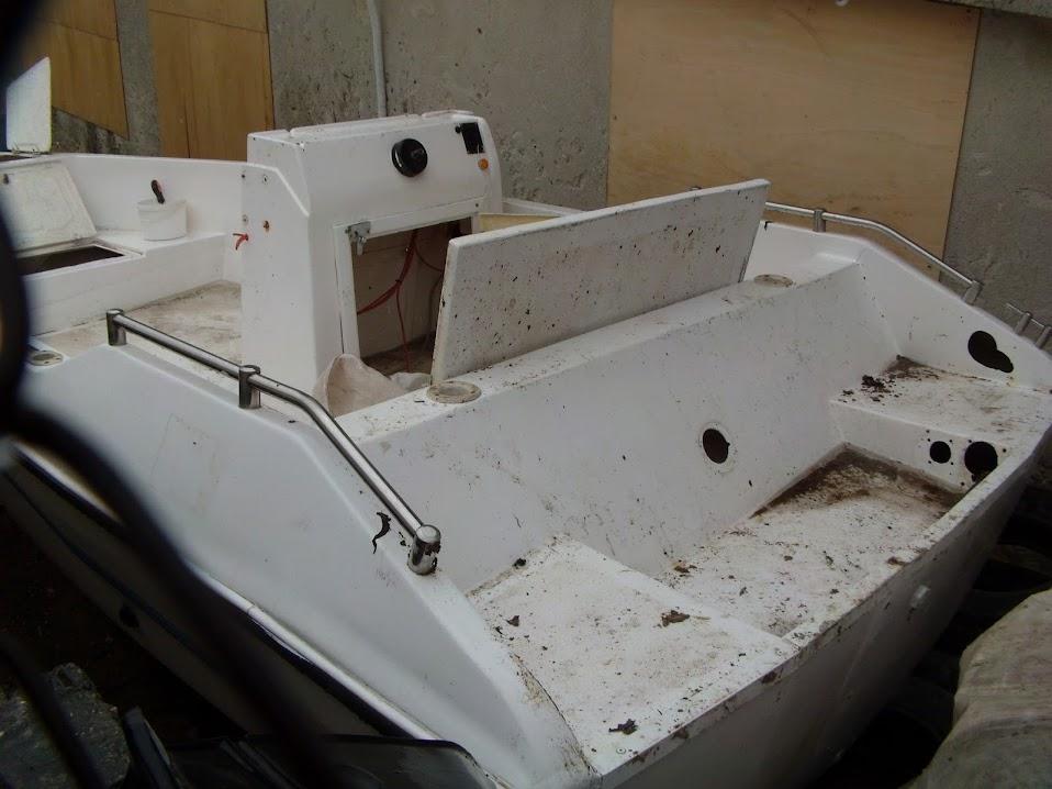 Лодки Second-hand Нов Внос DVCI5307
