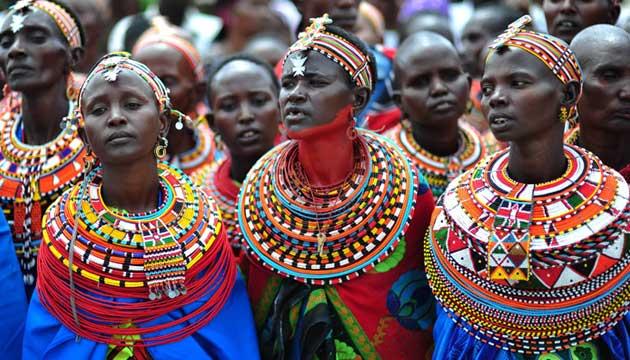 CUSTOMARY DRESS FOR WOMEN AROUND THE GLOBE 1