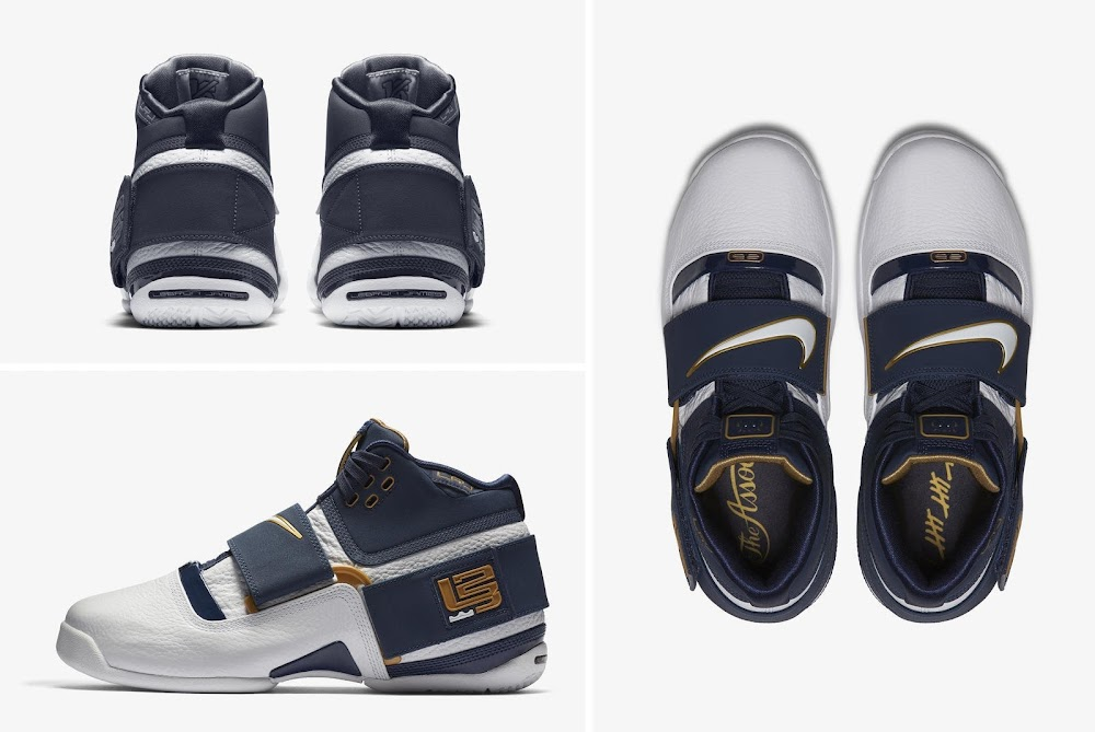 2d01e9f2e11 Nike LeBron Soldier '25 Straight' Retro Drops on May 31st | NIKE ...