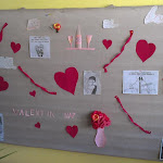 Valentin napi faliújság