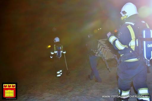 Bosbrand in de Overloonse bossen blijkt kampvuurtje te zijn  05-04-2013 (10).JPG
