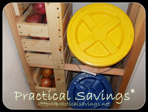 bulk storage - https://practicalsavings.net