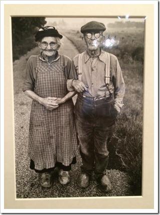 boeren echtpaar