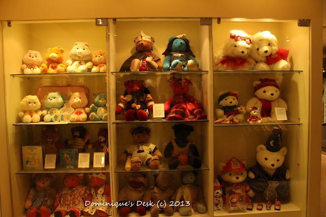 Showcase of bears