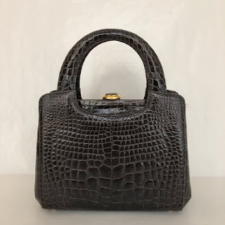 Suarez Alligator Handbag