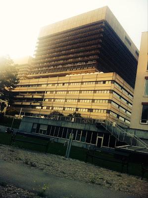 Allgemeines Krankenhaus, Währinger Gürtel 18-20, 1090 Wien, Austria