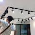 Cách tính số lượng đèn led rọi ray để set up cho showroom, cửa hàng