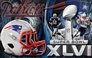 New England Patriots Super Bowl Wallpaper